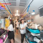 Medical response bus