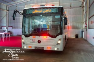 ambulans otobüs