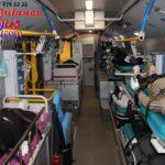 bus children's diseases