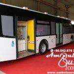 bus medical ambulance