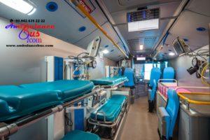 clinic bus