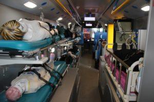ambulance bus