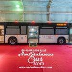 gezici sağlık otobüsü