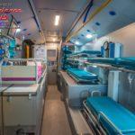 itinerant obstetrics bus