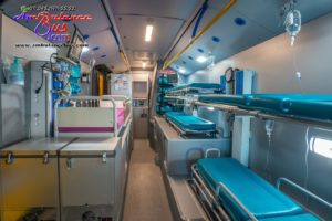 itinerant obstetrics bus