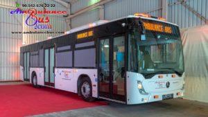 klinik otobüs