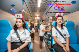 Ambulance Bus Turkey